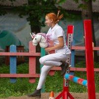 конкур :: Елена Логачева
