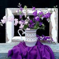 Настроение...в сиреневом цвете :: TAMARA КАДАНОВА
