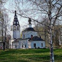 Успенский храм на Соборной горе в Плёсе :: Лидия Бусурина
