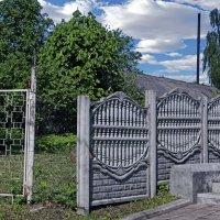 Заборы, заборы... :: Nikolay Monahov