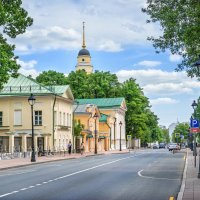 Большая Никитская улица :: Юлия Батурина