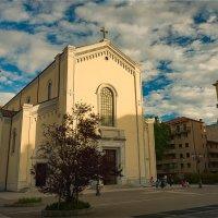 церковь в Триесте :: Евгений nibumbum