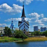 С Праздником Святой Троицы,Друзья!Здоровья и Благополучия Вам!Берегите себя! :: Sergey Gordoff