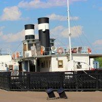 Старый пароход :: Василий