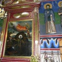 В церкви Илии Пророка :: Светлана Хращевская