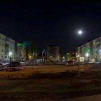 Под взором пристальным луны :: Дмитрий Костоусов