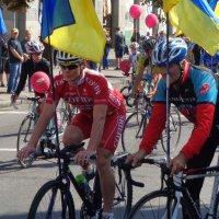Жизни в бизнесе, как езда на велосипеде: чтобы не упасть - надо все время жать на педали... :: Alex Aro Aro Алексей Арошенко