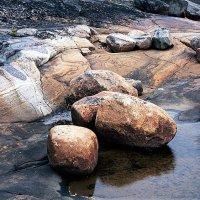 Береговые камни :: Сергей Курников