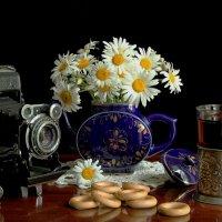 Вечерний чай :: Алёна Блинникова