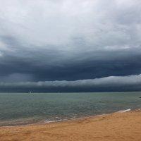 Непогода на море. :: Лариса Исаева