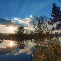 Вечерние лучи :: Vladimbormotov