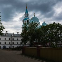 перед дождем :: Moscow.Salnikov Сальников Сергей Георгиевич