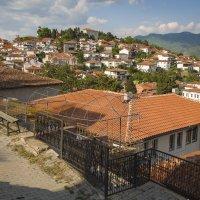 Крыши старого Охрида :: Владимир Новиков