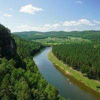 Лунная река :: Ольга Чистякова