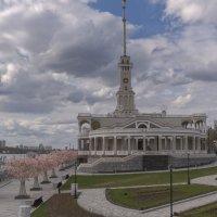Северный речной вокзал. :: Светлана Мельник
