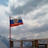 Гордо реет над нами флаг Отчизны родной :: Galina Solovova