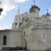 Церковь Зачатия Иоанна Предтечи в Городище. :: Ольга Довженко