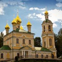 Воскресенская церковь :: Дмитрий Подгорный