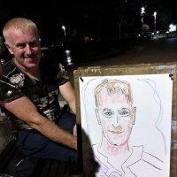 Смешной портрет 1 :: Александр Яковлев  (Саша)