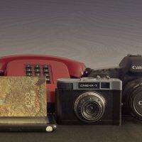 Эпохи - навигатор, телефон и фотокамера. (вариант - 2) :: Андрей
