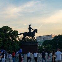 Жуков над Москвой :: Влад