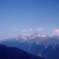 Кавказкие горы. :: sav-al-v Савченко