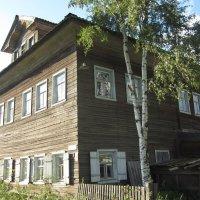 Деревня Русского Севера. :: ЛЮДМИЛА
