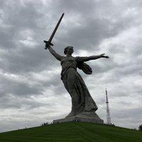 Волгоград, Мамаев курган :: Виолетта Антипова