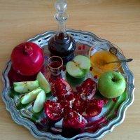 Рош ха-Шана́ — еврейский 6782 Новый год. :: Светлана Хращевская