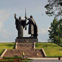 Лагерный сад. :: Вадим Якушев