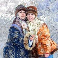 Юные боярышни. :: Евгений Шафер