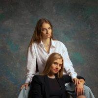 Двойной/парный портрет :: Ruslan