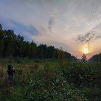 Вечер не трудного дня :: Андрей Лукьянов