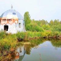 Голова Святогора :: Oksana ***