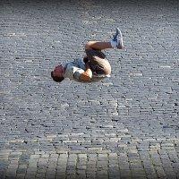 отчаянный или сальто :: Олег Лукьянов