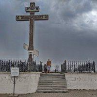 Белогорский монастырь :: Любовь Чунарёва