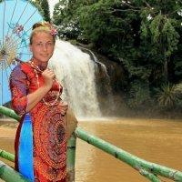 Очаровательная дочь и любимый Вьетнам!!! :: Вадим Якушев