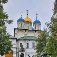 Новоспасский ставропигиальный мужской монастырь :: Константин Анисимов