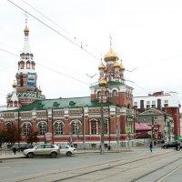Вознесенско-Феодосиевская церковь (Пермь) :: Евгений Шафер