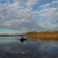 На озерах Карелии :: Андрей Зайцев
