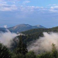 Гуляющие облака :: Сергей Чиняев
