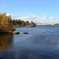 Осень за полярным кругом :: Ольга
