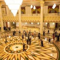 Государственный театр оперы и балета «Астана-опера», г. Нур-Султан. :: TATYANA PODYMA