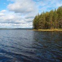 Озера Карелии :: Андрей Зайцев
