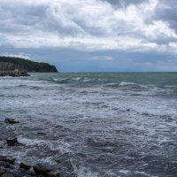 Штормящее Чёрное море :: Михаил