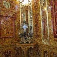 Янтарная комната — жемчужина Екатерининского дворца. :: ЛЮДМИЛА