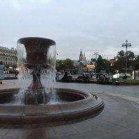 Москва. Театральная площадь. :: Татьяна