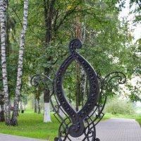 Памятник букве О в Вологде :: Ольга Попова (popova/j2011)