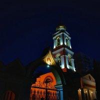 Освещенный светом не только духовным :: Андрей Лукьянов
