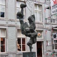 Современные уличные скульптуры :: Nina Karyuk